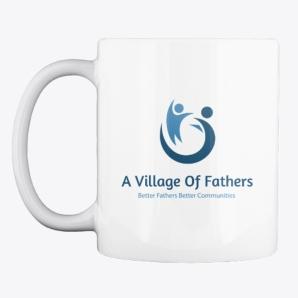 avof coffee mug - white