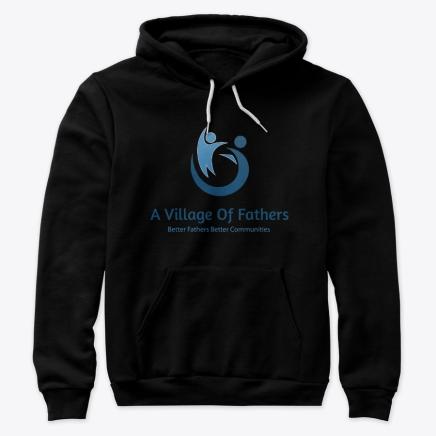 avof hoodie - black teespring