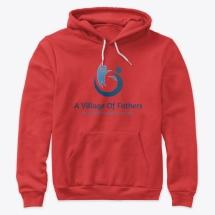 avof hoodie - red teespring