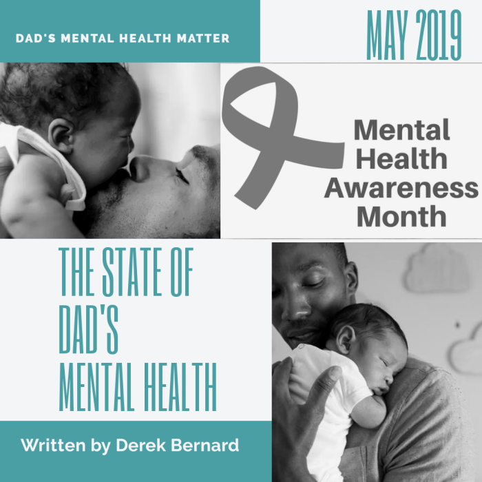 The State of Dad's MentalHealth